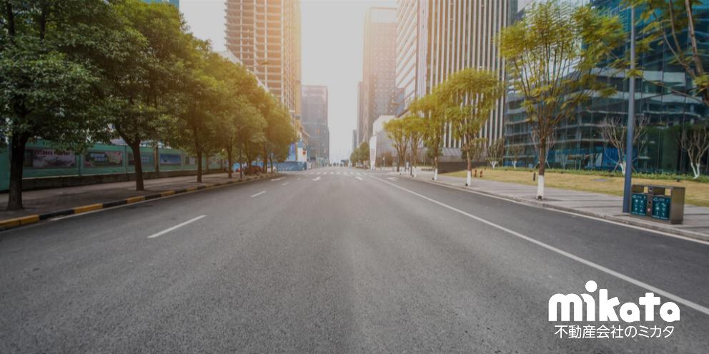 道路幅員はどこを計測すればいいのか!道路幅員による容積率の影響も解説