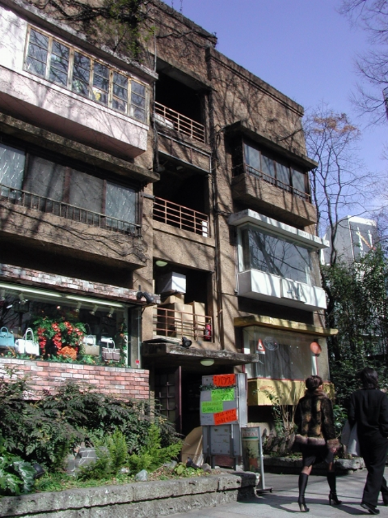 同潤会アパート,近代,建築