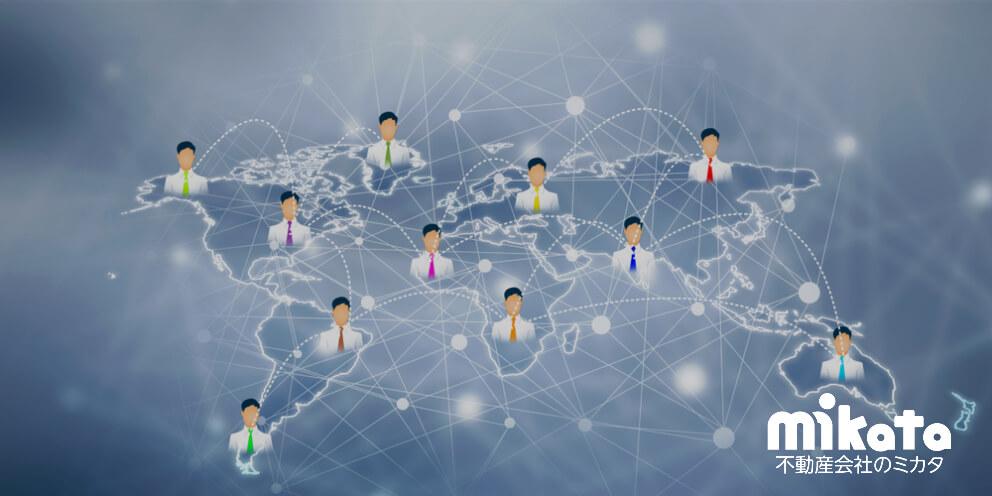 不動産営業マンが人脈強化・コネクションを作るサービス3選