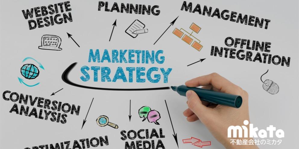 工務店がまず取り掛かるべき3つの具体的なマーケティング戦略