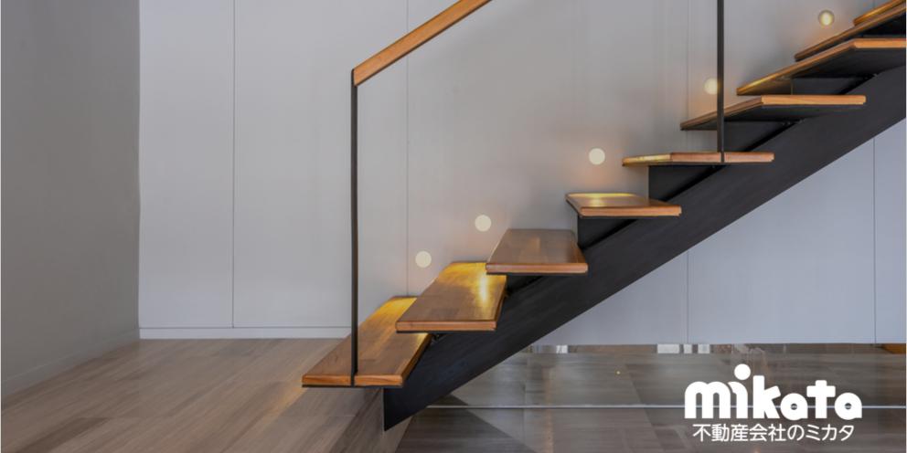 展示場接客・・・なかなか難しいのが階段の接客
